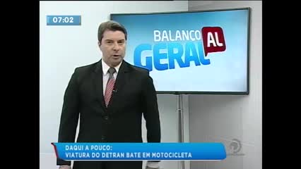 Balanço Geral Alagoas