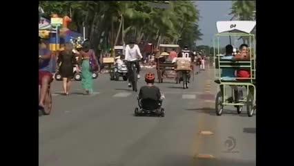 Feriado de muita diversão para criançada em Maceió