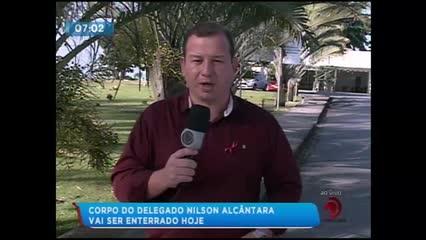 Delegado Nilson Alcântara morreu na Praia de Porto da Rua