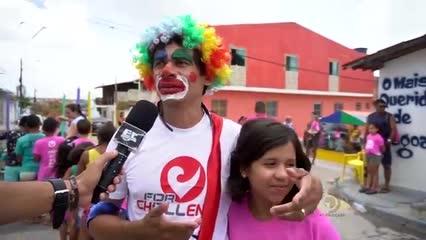 Projeto Social promove festa em comemoração ao Dia das Crianças, no Jacintinho