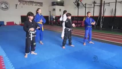 Conheça os jovens atletas alagoanos que estão se destacando no Jiu-Jitsu