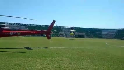 As aeronaves do Grupamento Aéreo socorreram vítimas de picadas de abelha e levaram para Coruripe
