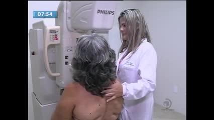 Ações de combate ao câncer de mama foram realizadas no último sábado