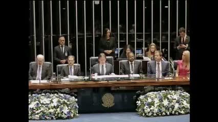 Notícias de Brasília: Sessão solene no Senado celebra os 65 anos da RecordTV