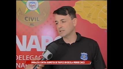 A Polícia Civil deflagrou a Operação Anjos da Lei em todo Brasil