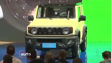 Salão do Automóvel de SP: Lançamentos da Suzuki