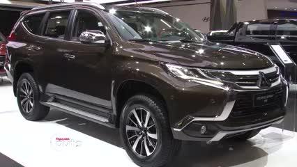 Salão do Automóvel de SP: Lançamentos da Mitsubishi