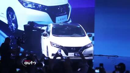 Salão do Automóvel de SP: Lançamentos da Nissan