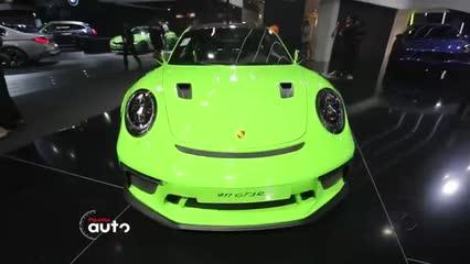 Salão do Automóvel de SP: Lançamentos da Porsche