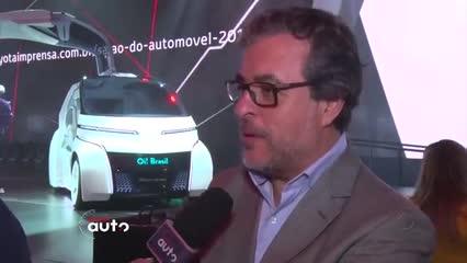 Salão do Automóvel de SP:  Lançamentos da Toyota