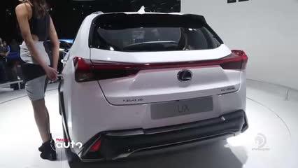 Salão do Automóvel de SP: Lançamentos da Lexus