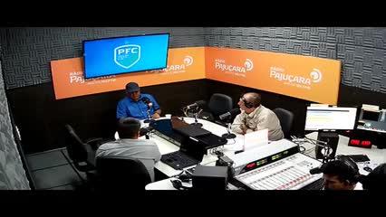 No PFC, Raimundo Tavares diz que que cogitou o atacante Rafael Moura