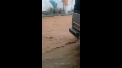 Moradores de Pariconha registram temporal em vídeo