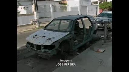 Mais de cem veículos em situação de abandono foram removidos das ruas de Maceió