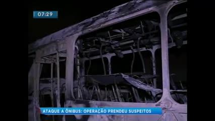 SSP apresenta detalhes da operação que prendeu envolvidos no ataque ao ônibus