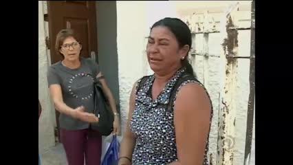 Ambulantes se desesperam com a apreensão das mercadorias no centro de Maceió