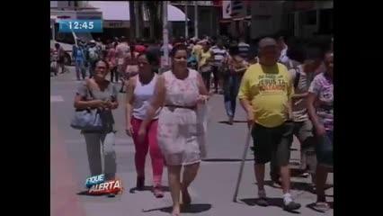 Centro de Maceió será aberto aos domingos