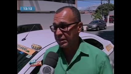 Taxistas começaram a cobrar bandeira 2 em Maceió