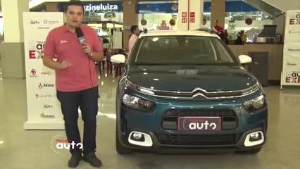 Expo Pajuçara Auto: Citroën C4 Cactus