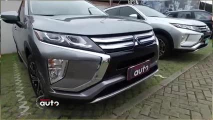 Expo Pajuçara Auto: Mitsubishi Eclipse Cross