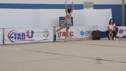 Copa Escolar de ginástica rítmica
