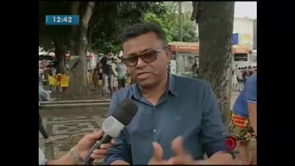 Caravana do Natal Solidário esteve no centro de Arapiraca