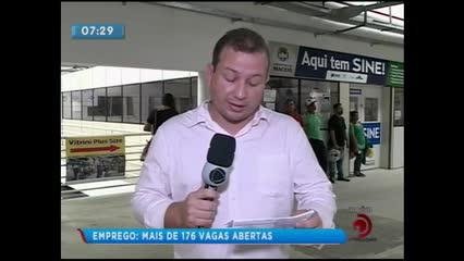 Sine Maceió abre seleção para mais de 170 vagas de empregos