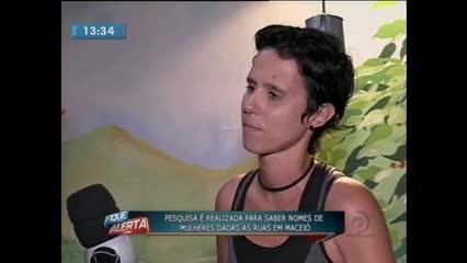 Ateliê Ambrosina realizou pesquisa para a Campanha Rua Legal