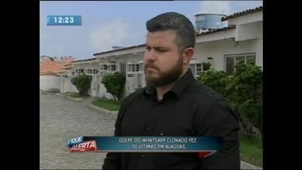 Golpe do WhatsApp clonado fez 50 vítimas em Alagoas