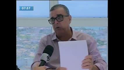 Falso fiscal do CREA vem aplicando golpes em Alagoas