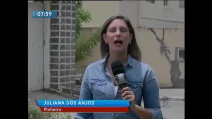 Pesquisadores continuam estudos para tentar identificar os motivos das rachaduras no Pinheiro