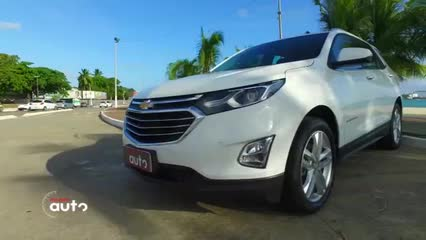 Test Drive: Chevrolet Equinox