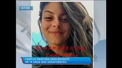 Parentes buscam adolescente desaparecida há quatro dias em Maceió