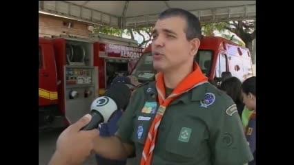 Na virada do ano quase 50 crianças se perderam nas praias de Maceió e Marechal Deodoro