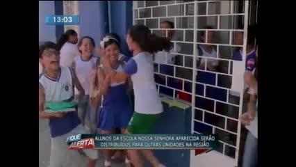 Escola municipal será fechada na Ponta Grossa