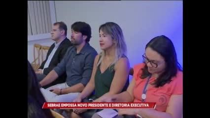 SEBRAE empossa novo presidente e diretoria executiva