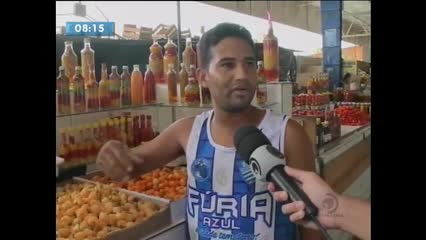 Comerciantes aguardam melhorias no Mercado da Produção de Maceió