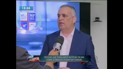 Bairro do Pinheiro: Ministério Público atuará no combate às fake news