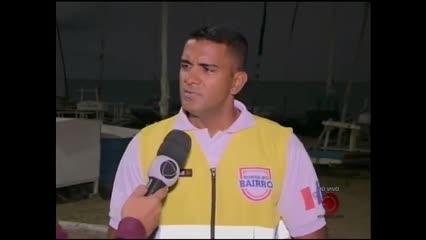 Redução de assaltos a coletivos no bairro do Jacintinho