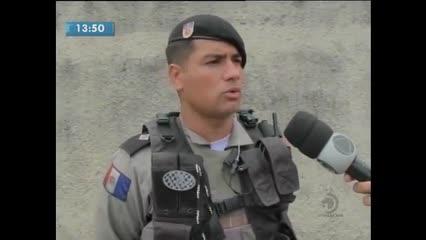 Dois jovens são suspeitos de realizar assaltos na Serraria