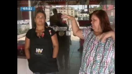 Comerciantes da Serraria estão sofrendo com os assaltos