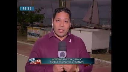 Jacintinho registra queda no número de assaltos a coletivos