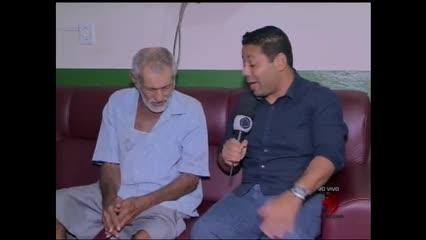 Senhor de 85 anos foi encontrado por duas senhoras, no Jacintinho