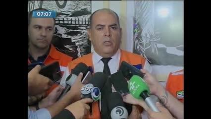 Foi apresentado o plano de contingência do Pinheiro