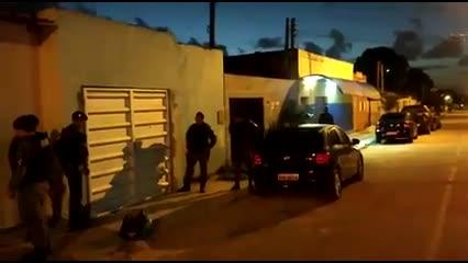Operação prende PMs acusados de roubo, tráfico e invasão de residências (BPTran)