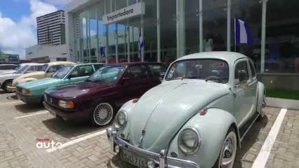 3ªExposição de CarrosAntigos da Importadora Volkswagen