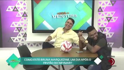 Bruno Ventura conta tudo sobre a festa do jogador Neymar - Bloco 01