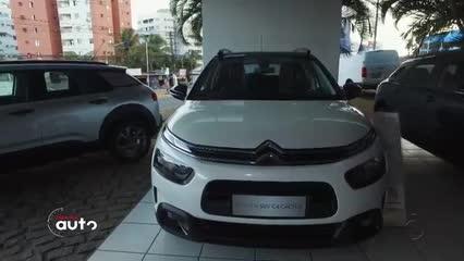 Auto Dica: Conheça os detalhes do Citroën C4 Cactus para PCD