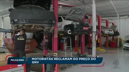 Motoristas que usam GNV estão insatisfeitos com o investimento