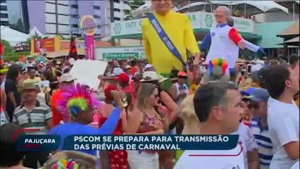 Já começaram os preparativos para as tradicionais previas de carnaval de Maceió